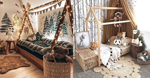 Welches Kind will solch ein Schlafzimmer nicht …? 8 super coole Ideen.