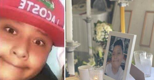12-jähriger stirbt, als er seiner Mutter ein Geschenk zum Muttertag kaufen will