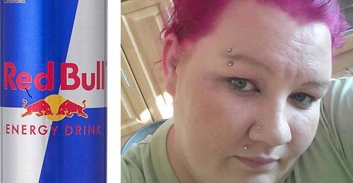 Arbeitslose Mutter von 3 Kindern trinkt 28 Dosen Red Bull pro Tag   Bis zu diesem einen Tag als