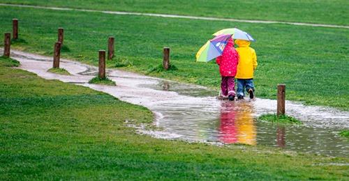 Ein Tief jagt das nächste: Das Wetter bleibt schlecht