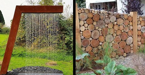 14 Ideen für Schallschutz und Sichtschutz im Garten
