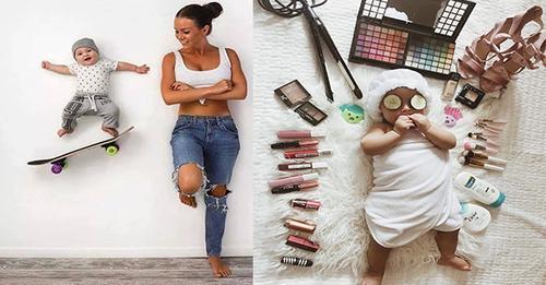 Wundervolle Ideen: professionelle baby- und Kinderfotos zu Hause selber machen