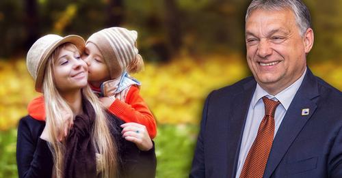 EU verdammte sein Kinderschutz Gesetz: Jetzt lässt Orbán das Volk entscheiden!