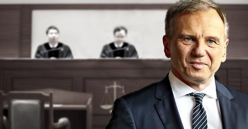 """Prozess gegen Armin Wolf: """"Corona-Leugner"""" keiner, der Corona leugnet?"""