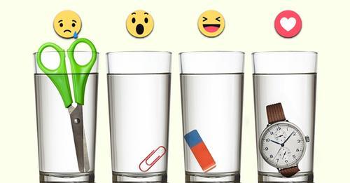 Welches Glas enthält das meiste Wasser?