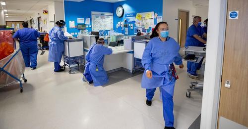 Hoher Anteil der Corona Patienten in britischen Krankenhäusern ist geimpft – warum das gute Nachrichten sind