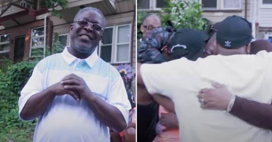 Unschuldiger Familienvater nach 30 Jahren aus Gefängnis entlassen – ihm war Mord vorgeworfen worden