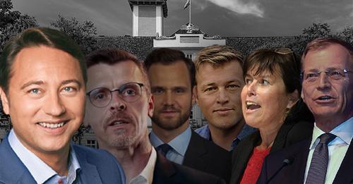Schlacht um den Landtag eröffnet: Wahlkampf in OÖ geht in heiße Phase