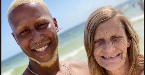 37 Jahre Altersunterschied: 61 jährige Großmutter heiratet 24 jährigen Mann