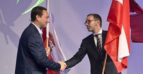 FPÖ tagt in Oberösterreich gegen tiefen Staat und Klima Kommunismus