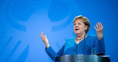Merkel schwärmt von ihrem Wahlkreis – wegen der schweigsamen Leute