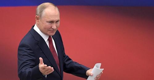 Russische Parlamentswahl stärkt Putin: Regierungspartei kommt auf 49,8%