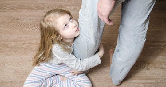 Hilfe, ich mag mein eigenes Kind nicht: Was kann ich tun?