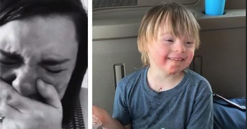 Junge mit Down-Syndrom lädt zum fünften Geburtstag ein, aber nur ein Kind kommt – hier der verzweifelte Appell der Mutter
