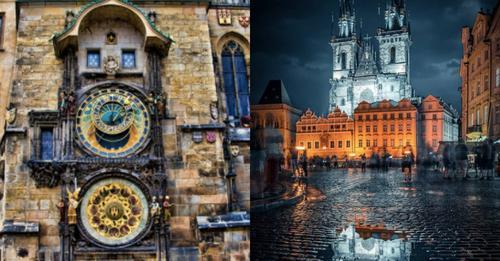 Die spannende Geschichte der Prager Rathausuhr