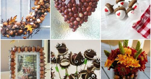 12 lustige DIY-Ideen mit Naturmaterialien aus dem Wald