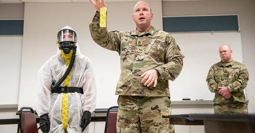 Personalmangel wegen Impfpflicht: Ab heute US-Soldaten in Krankenhäusern