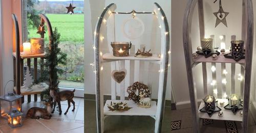 Heißen Sie den Winter bei sich zuhause willkommen mit diesen schönen dekorations Bastelideen… 12 inspirierende Beispiele!