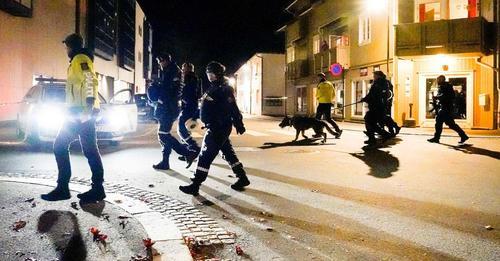 Polizei bestätigt: Bogenschütze tötet mindestens fünf Menschen in Kongsberg nahe Oslo